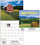 Agriculture Spiral Wall Calendars